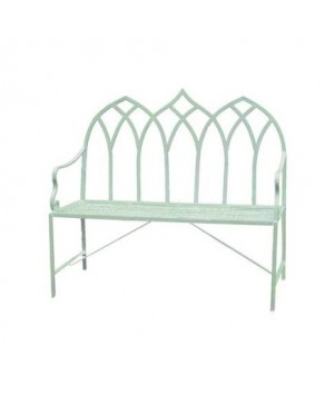 Garden Furniture - Gothic Bench - EDN