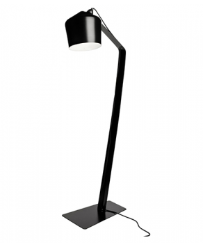 Indoor Lighting - Innolux Pasila Floor Lamp- Black