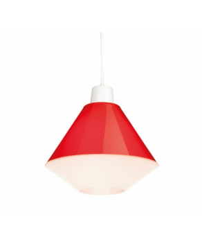 Innolux Ruutu Pendant Lamp – Red