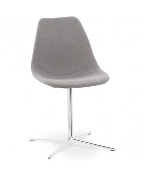 Chrome Steel Chair CH01330GRCH