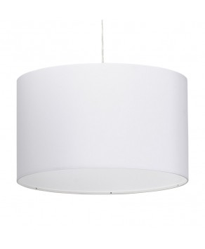 White Lamp Shade HL00460WH