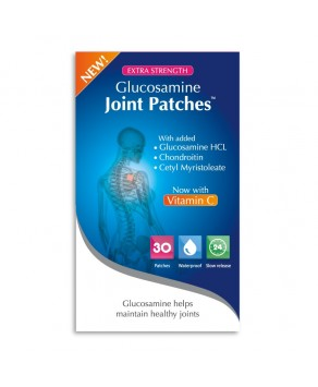 Pain Relief - Glucosamine Joint Patches with Vitamin C