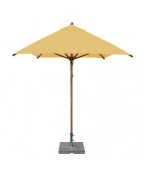 Levante Parasol 2m x 3m Khaki- Rectangle