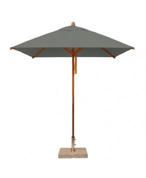 Levante Parasol 2.1m Taupe - Square