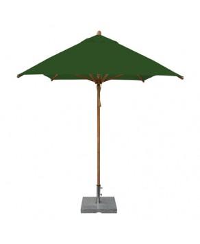 Levante Parasol 2m x 3m Forest Green - Rectangle