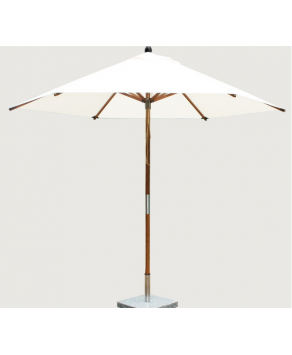 Sirocco Parasol 2.5m Natural - Round