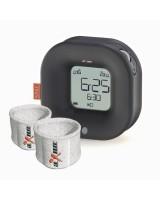 Sleep Phase Alarm Clock- aXbo Carbon Metallic Couple