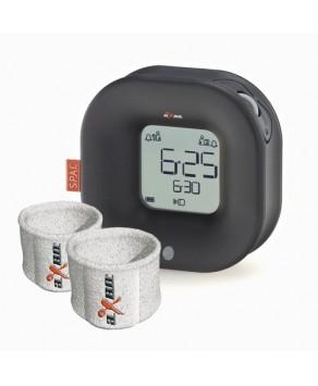 Sleep Phase Alarm Clock- aXbo Carbon Metallic Couple - Colour: