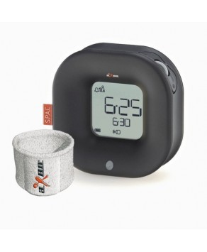 Sleep Phase Alarm Clock- aXbo Carbon Metallic Single
