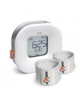 Sleep Phase Alarm Clock- aXbo Couple White