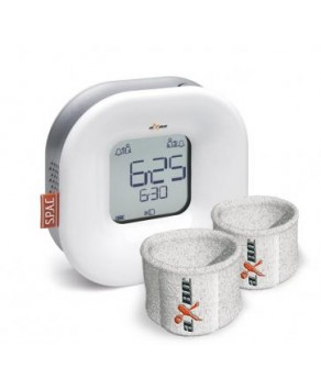 Sleep Phase Alarm Clock- aXbo Couple White