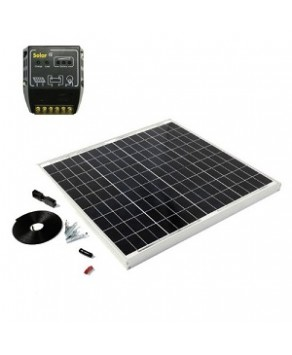 Solar Panel Kit - Logic PV 60W with 4Ah controller
