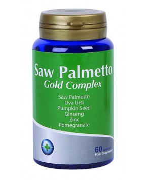 Supplements - Palmetto Gold Complex Capsules