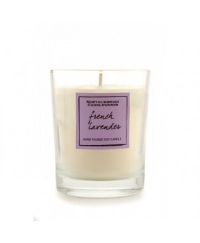 Aromatherapy - Candle in Glass (French Lavender)