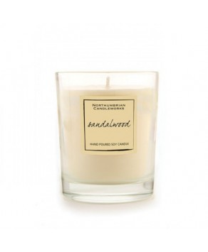 Aromatherapy - Candle in Glass (Sandalwood)