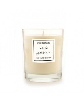 Aromatherapy - Candle in Glass (White Gardenia)