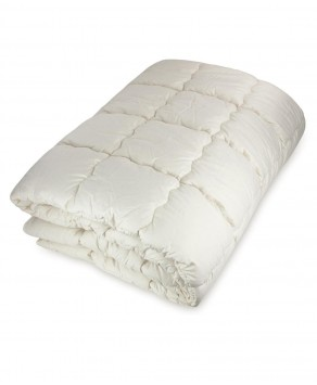 Anti Allergy Bedding - Organic Wool Duvet - Winter - 135 x 200 cm (Single)