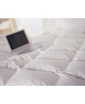 Anti Allergy Bedding - ODIN - Medium - Duck Down Duvet - 260 cm x 220 cm