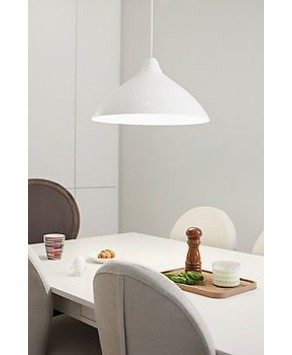 Indoor Lighting - Lisa Johansson-Pape white - 445mm (Designer Pendant Lamp)