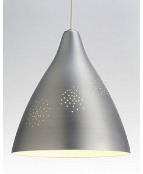 Indoor Lighting - Designer Pendant Lamp Lisa Johansson - Pape Grey 265mm