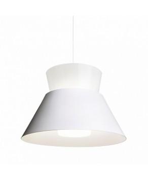 Indoor Lighting - Kartiot White Pendant Lamp (By Designer Yki Nummi )